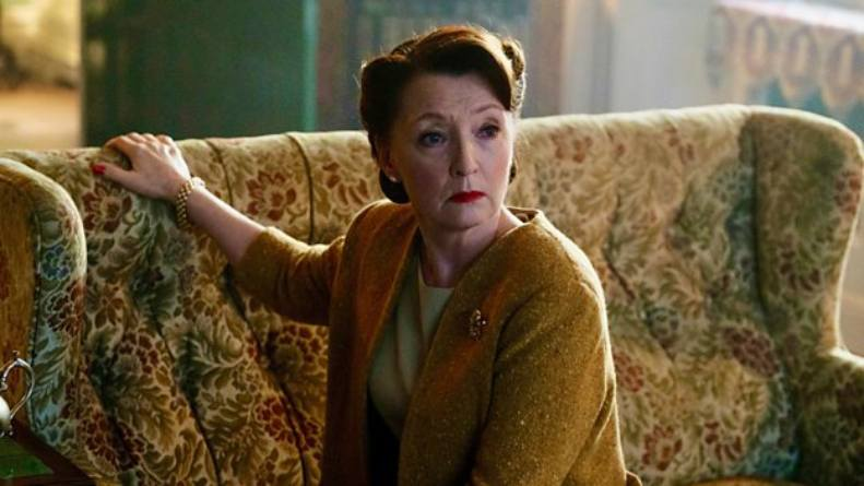 World On Fire | An interview with Lesley Manville (Robina Chase ...